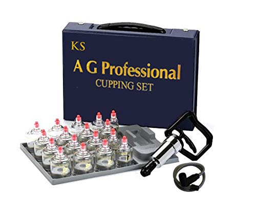 Professional Cupping Set Made