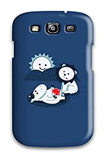 Fashionable Style Case Cover Skin For Galaxy S3- Lg