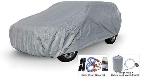 Heavy Duty Car Cover Rain Snow Protector Sun For Mercedes Benz GLA Class 2014 On
