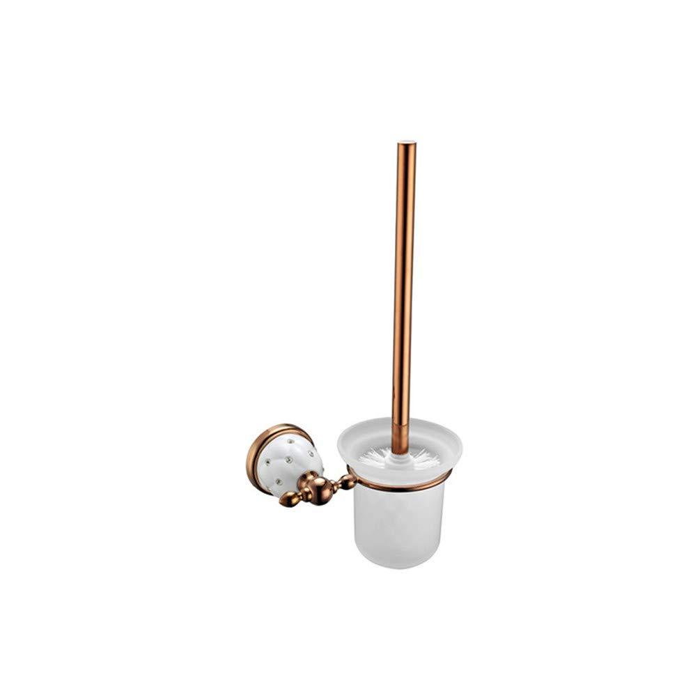dos rueda de mano de la plataforma basin grifo agua fria y caliente grifo del cuarto de baño grifo FHLYCF Estilo Retro Europea cobre grifos de lavabo