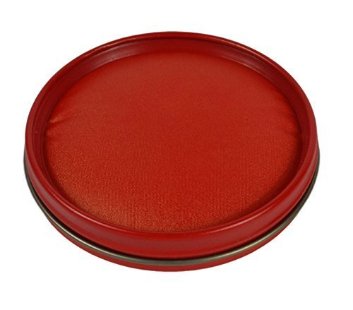 Chinese Seal (Calligraphy Stamp Seal Painting Red Ink Paste Chinese Yinni Pad (Red))