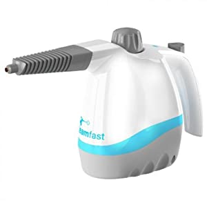 Steamfast Everyday Handheld Steam Cleaner, Portable, Ergonomic Handheld Design, with Extension Hose and Extra Long 12.5' Cord
