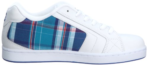 Blue Shoe SE Skate White Net DC Men's XwEvqIXxY