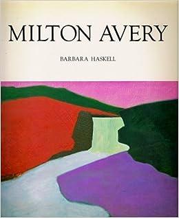 Book Milton Avery