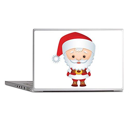 Laptop Notebook 11-12 Inch Skin Cover Christmas Cuties Santa Claus