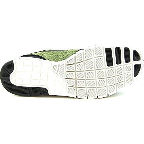 Nike Mens Bruin Metà Scarpa Casuale Nero / Nero-volt-avorio