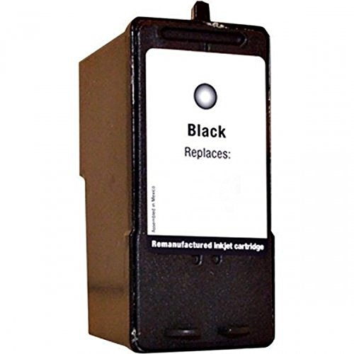 Insten Remanufactured Mono Inkjet Ink for Lexmark 34XL Black Print Cartridge (18C0034)