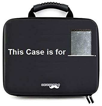 Portable Card Game Case For 2,200+ Cards. Compatible With Cards Against Humanity, Mtg, Pokemon &Amp; More! (Extra Large) by Case Stache