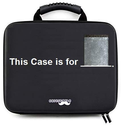 Portable Card Game Case for 2,200+ Cards. Compatible with Cards Against Humanity, MTG, Pokemon & More! (Extra Large) by CaseStache (Image #7)