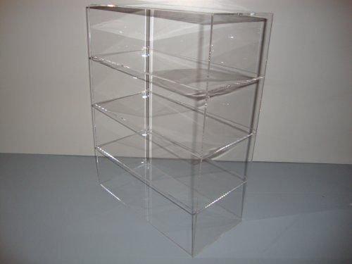 Countertop Showcase - Acrylic Lucite Countertop Display Case Showcase Box Cabinet 12
