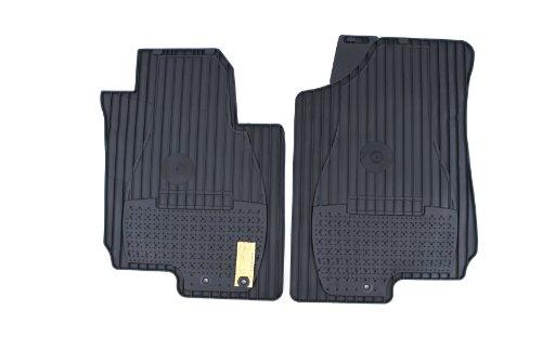 Genuine Hyundai Accessories U8130-2H000 Front All Weather Floor Mat for '07-'10 Hyundai Elantra / Touring by HYUNDAI (Image #1)