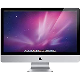 Apple iMac MC813LL/A 27-Inch Desktop (Renewed)