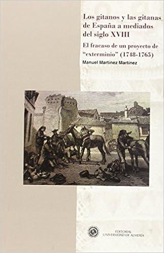 Los gitanos y las gitanas de España a mediados del siglo XVIII: El ...