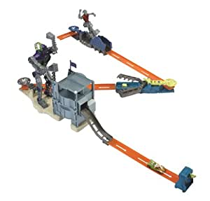 Pista Megabatalla Robots Hotwh