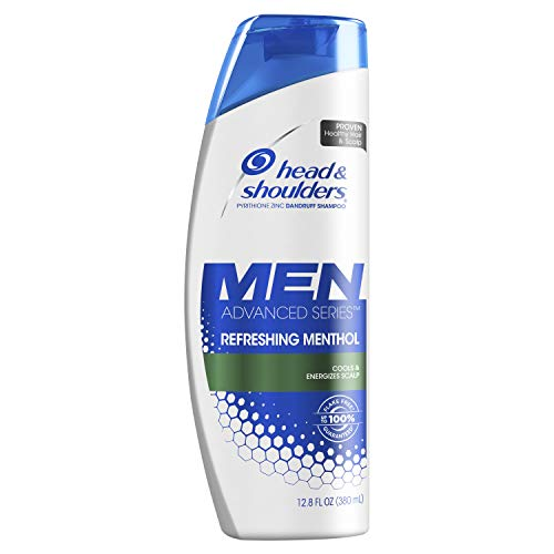 (Head and Shoulders Men Refresh Anti-Dandruff Shampoo For Men 13.5 Fl Oz)