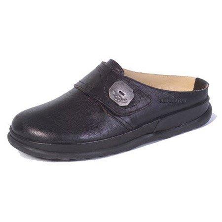 Haflinger Leather Shoes (Haflinger Women's Charlotte Black 40)