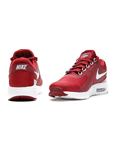 10 Trainer Air Max red US Sneaker Essential white Zero Nike xqYF4nXPwx