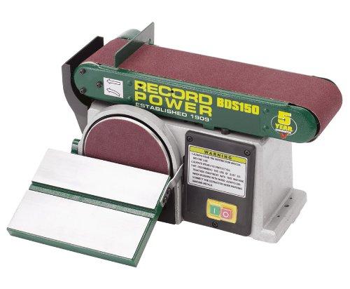 Band-Tellerschleifer BDS 150 - 250 Watt - 5 Jahre Garantie