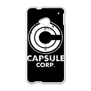 capsule corp logo Phone Case for HTC One M7