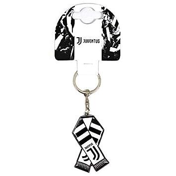 Juventus F.C. Llavero de Metal con diseño de Bufanda de Bar ...