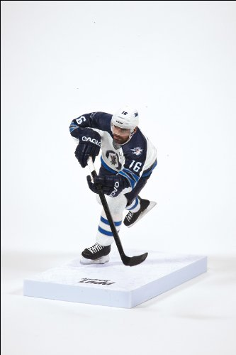 McFarlane Toys Andrew Ladd Winnipeg Jets Series 31 NHL Figure (white) by McFarlane Toys