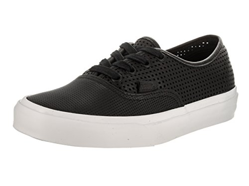 Square Leather Authentic Dx Women's Perf Black Vans Sneakers wq6SBxtY