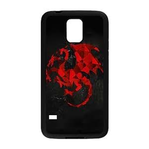 Targaryen Artwork Samsung Galaxy S5 Cell Phone Case Black Delicate gift AVS_673888