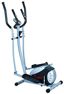 Sunny Magnetic Elliptical Trainer by Sunny Distributor Inc.