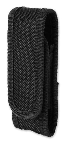 Trailite TL-NH100 robust nylon holster for flashlights up to 140 mm/ 5.5 inches long with push button