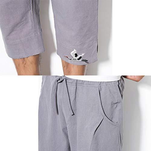 Fête Casual Pantalon Baggy Coton Hommes Dames Yoga Taille Plus Aladdin Bloomers 4 Harem De Vêtements Linge Respirant 3 La Rouge x8Z7nwxd