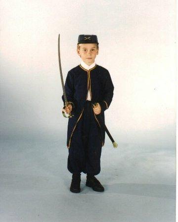 Kids  (Child Union Soldier Costumes)