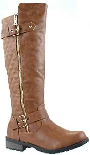 Forever Link Mango-21 Lady Boot Tan (7)