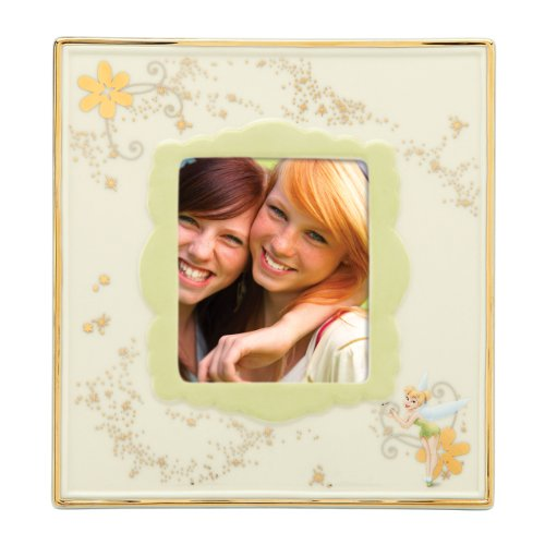 (Lenox Enchanted Moments Tinker Bell Frame, 2 by 3-Frame)