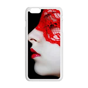 QQQO Sexy girl Phone Case for iPhone 6 Plus Case hjbrhga1544