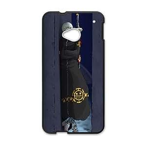 Trafalgar Law One Piece Anime HTC One M7 Cell Phone Case Black Gift pjz003_3198951
