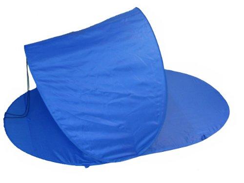 Genji Sports Pop Up Beach Sun Shelter (Blue), Outdoor Stuffs