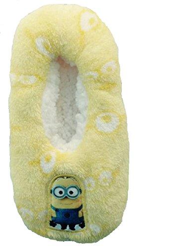 Koo-T Jungen Hausschuhe Minions Yellow