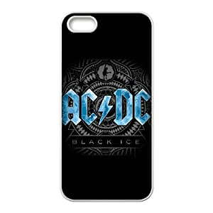 iPhone 5,5S ACDC Pattern design Phone Case HAD3129439