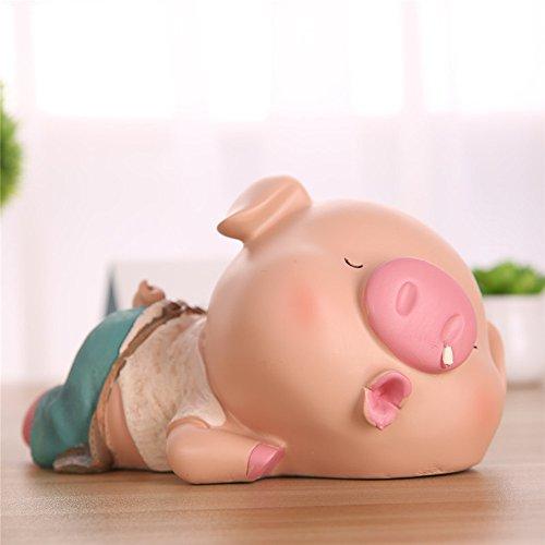 Piggy Bank Coin Bank South Korean Creative Cute Little Piggy Bank For Children To Save Coins -2113 cm