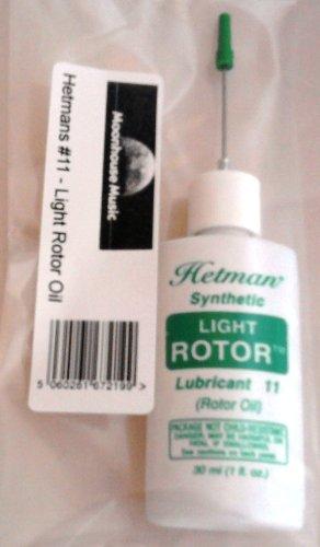 Hetmans #11 Light Rotor Oil 30ml