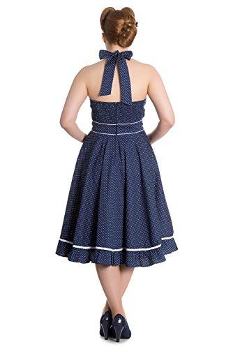 bianco Bunny 4114 Dress Vestito Vanity Hell Navy gUYw1xgF
