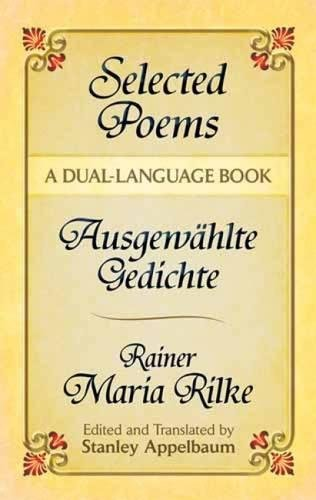Selected Poems / Ausgewahlte Gedichte: A Dual-Language Book (Dover Language Guides)