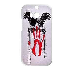 ZK-SXH - Supernatural Custom Case Cover for HTC One M8,Supernatural DIY Case
