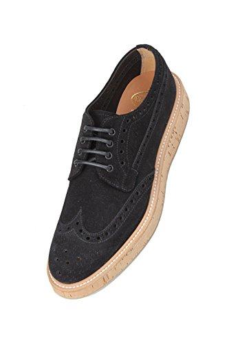 CHURCH'S - Zapatos de cordones para mujer negro negro