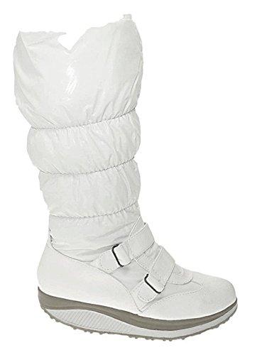 Bootsland Art 464 Winterstiefel Damenstiefel Boots Stiefel Winterschuhe Gesundheitsschuhe