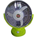 Swastik Energy Solutions Saving 3 Blades 12V DC Solar Table Fan