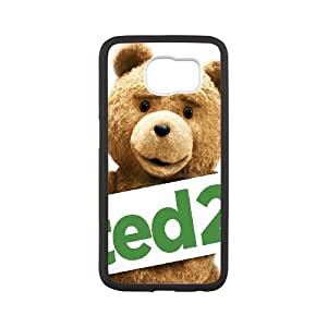 C-Y-F- Ted Phone Case For Samsung Galaxy S6 G9200 [Pattern-6]