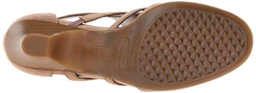 Aerosoles ginastics vestido sandalias de la mujer Taupe