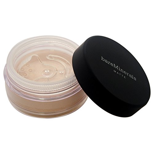 bareMinerals Matte SPF 15 Fair (C10) Foundation for Women, 0.21 Ounce (Fair Matte)