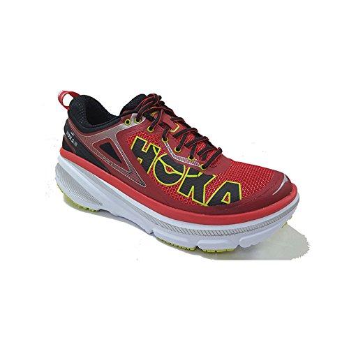 Hoka One One Bondi 4Zapatillas de running para rojo
